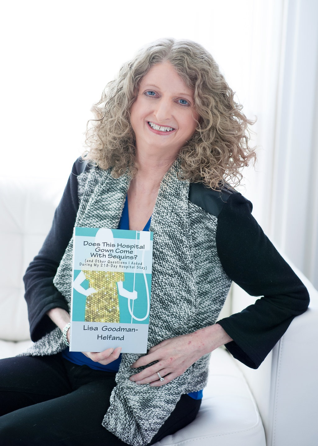 Get the Book – Comfortable In My Thick Skin
